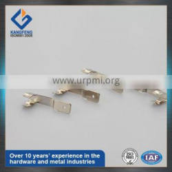 brass contacts with sn plating