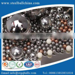 G200-G1000 7.938mm 9.525MM steel ball for curtain weight