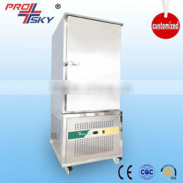 Fast Cooling Speed Small Blast Freezer Machines For Sale