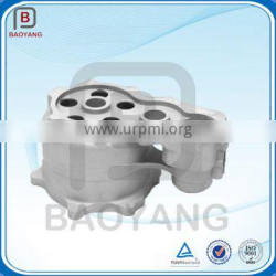 Customized ADC12 material aluminum die casting gearbox housing