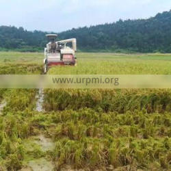 2019 factory supplier good quality price of rice harvester in philippines