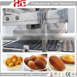 Fully automatic cup cake machines