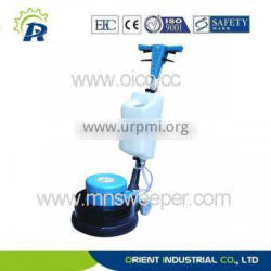 low price good quality high speed floor polisher with planetary disc