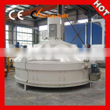 Electric planetary concrete mixer JN1000 used for building