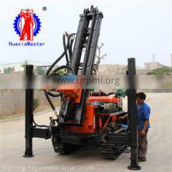 crawler pneumatic water well drilling rig FY180/full automatic hydraulic water well rig 180m depth high efficiency