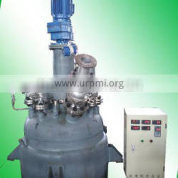 reactor with coil heating / jacket heating reactor
