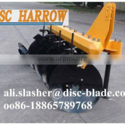 tubed disc plough Tractor disc plow for sale