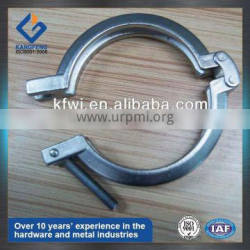 precision sheet metal clamps for fixture
