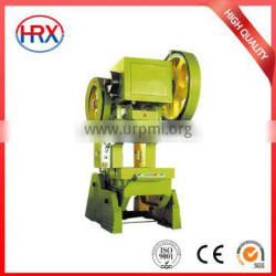 high efficiency punching press machine for duct line