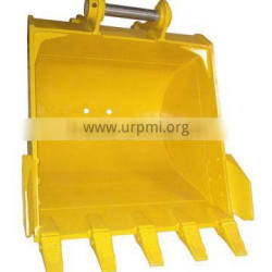 ISO approved 20 ton 0.8 cbm digging rock bucket for excavator part