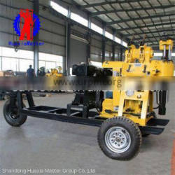 supply hydraulic drilling rig machine water well civil well drill equipment for sale