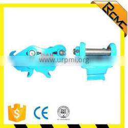 excavator spare parts quick hitch for excavator with safe lock