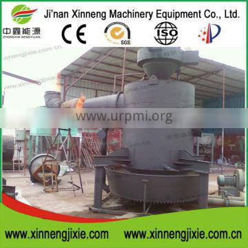 CE green energy rice husk briquette biomass burner for all over the world
