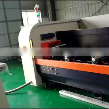3 Axis CNC Milling-cutting-drilling aluminium wiondow an door Machine Genman style 007