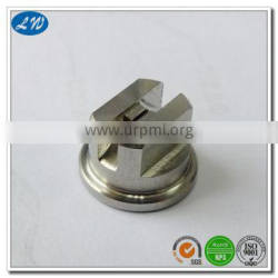 china factory supply high standard hollow cone metal small flow spray nozzle