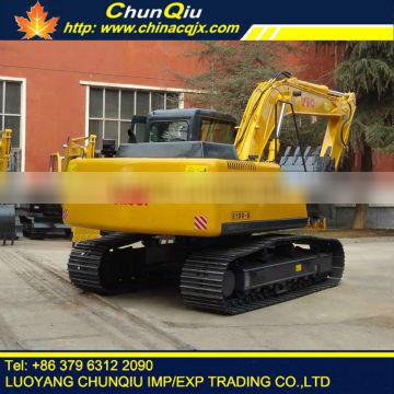 imported components YTO E150-9 crawler excavator for sale