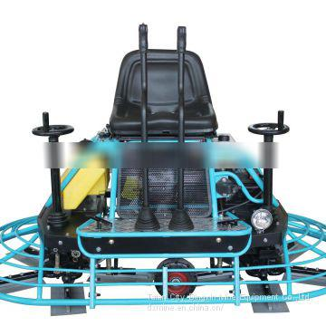 Driving Type Gasoline Power Trowel Machine for Sale