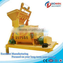 Best Quality Variable Hydraulic Pump Concrete Mixer with Hoist