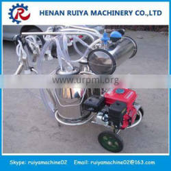 commercial prices cow milking machine