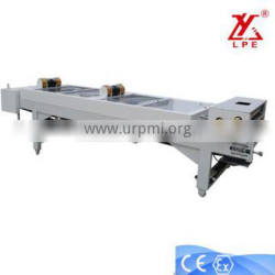 Mixer and cooling belt