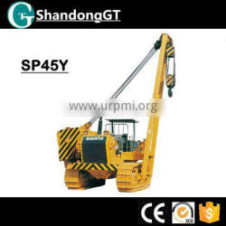 Good Quality SHANTUI SP45Y Model 45Ton Crawler Excavator