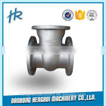Professional custom all kinds of butterfly valve body