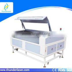 80-150w Laser Power a4 size paper cutting machine with 1000mm/s working speed