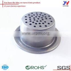 2016 New stamping part Stainless steel oil filter/High quality filter cartridge and element