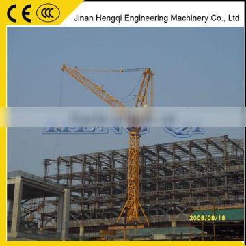 mobile electric construction self climbing tower crane