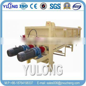 CE and ISO approved roung tree log debarking machine