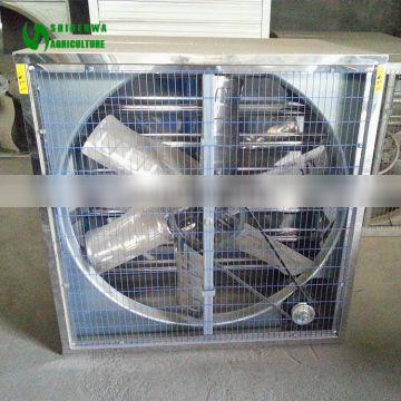 New Type Industrial Loured Exhaust Fan Greenhouse Ventlilaiton Cooling Fan