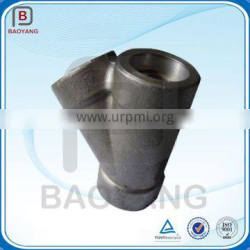 Factory Price 45 Degree Y Branch Lateral Steel Pipe Fitting Tee
