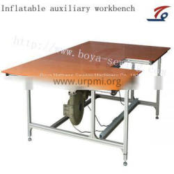 Indispensable Sewing Equipment Inflatable Auxiliary Workbench With Profassional Technologist