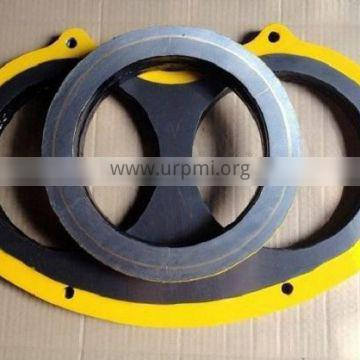 dn200 wear plate and cutting ring used for schwing concrete pump truck Supplier's Choice