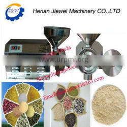 Home use stainless steel grain grinding mill, coffee bean grinding machine