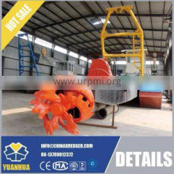 2014 Hot-selling gold dredger for sale