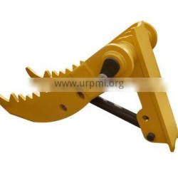 Good quality Excavator Hydraulic thumb made in China but western quality