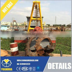 hydraulic system cutter suction dredger / sand dredging boat
