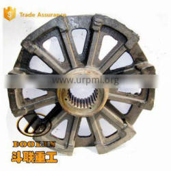 Good Quality Undercarriage Parts For Nippon DH408 Crawler Crane Idler
