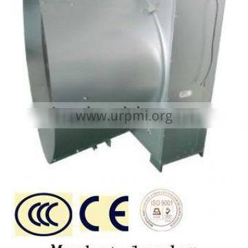 Shutter cone fan for poultry house/greenhouse/livestocks