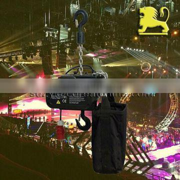 Coreat 1 ton 2 ton New Year Concert Material Equipment Lifting Electric Hoist 220V 380V 415V