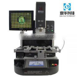 DH-A2 Semi Automatic BGA Rework Station PS3 Reballing With CCD Camera and LCD Monitor