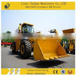 China Famous Brand large bucket capacity and great breakout force 12 ton wheel loader LW1200K