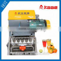 Industrial fruit squeeze extractor manufactured in Wuxi Kaae
