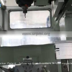 DMCC6 CNC milling and drilling machine for aluminum profile with best service