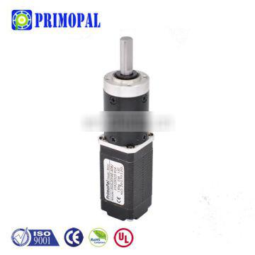 Nema 8 70g 34mm length stepper motor with gearbox for cnc