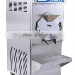 2016 new item european standard quality table gelato batch freezer with CE approved with imported parts