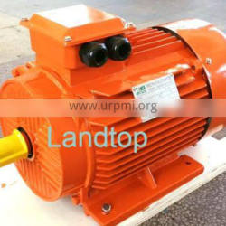 LANDTOP Y/Y2 Three Phase induction motor 380V 50HZ 2/4/6poles 7.5hp 20hp 40hp electric motor for sale