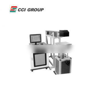 1 years warranty co2 laser marking machine price for led bulb logo