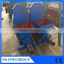 Best price!! BBQ charcoal sawdust briquette making machine made in China